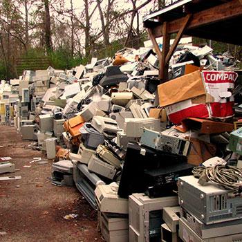 E Waste/PGMs Residue