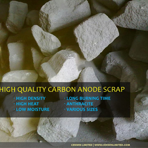 Carbon Anode/Baked Carbon Pieces
